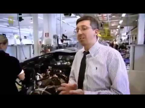 How Its Made  Dream Cars   Lamborghini Aventador