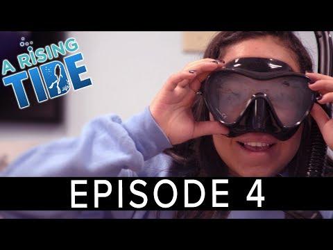 Scuba Dive Class - A Rising Tide EPISODE 4 - The Documentary Series Marine Science & Scuba