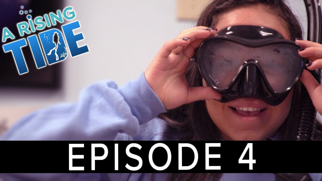 Scuba Dive Class - A Rising Tide Episode 4