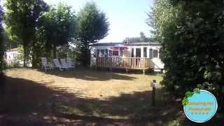 Camping les Peneyrals, Dordogne