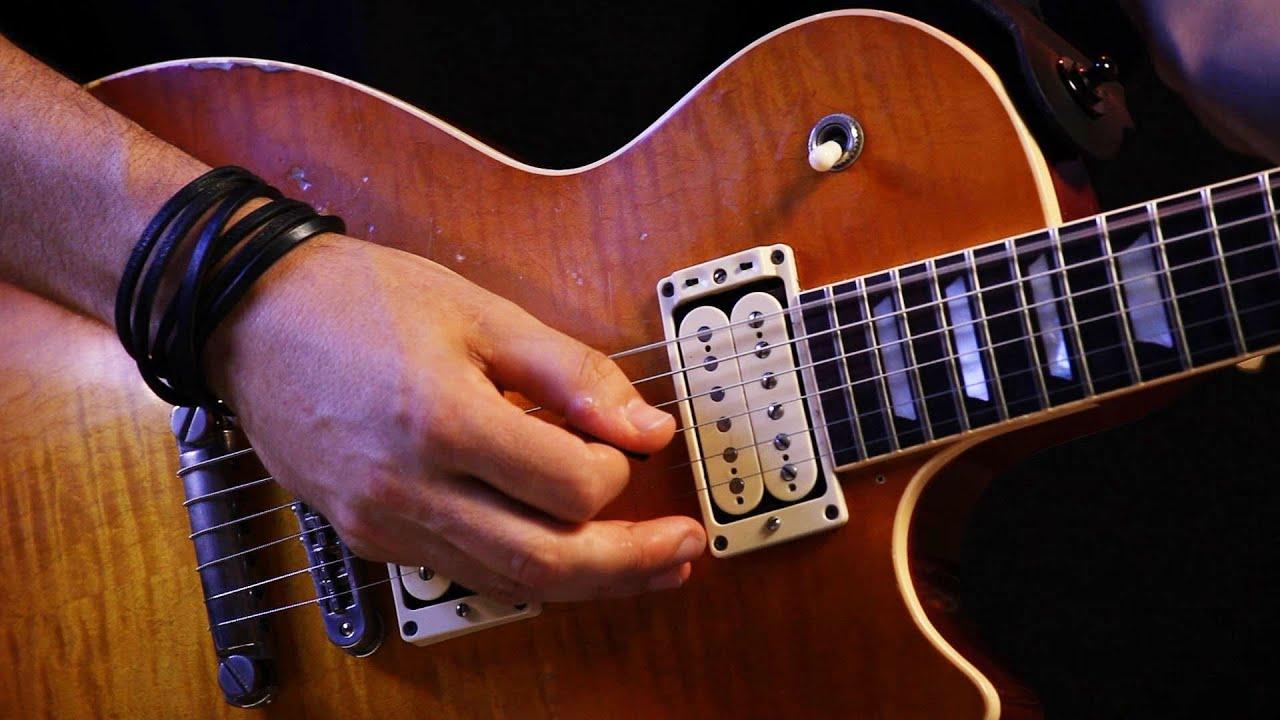 How To Play Rhythmic Patterns Heavy Metal Guitar Youtube