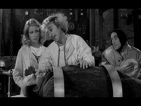 Frankenstein Junior Best Moment Youtube