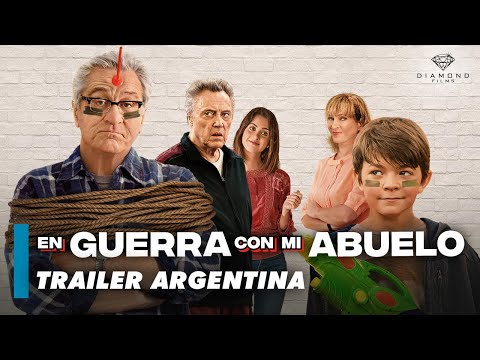 En Guerra Con Mi Abuelo I Trailer Argentina | 15 de abril en cines cartelera de cine