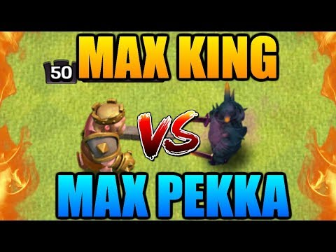 MAX KING Vs MAX PEKKA In