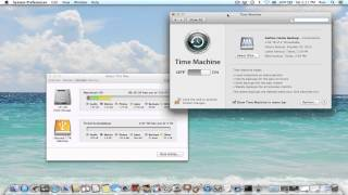 How to Delete Backups Listed Within About This Mac Storage