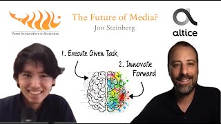 Looking ahead in Media: Interview with Jon Steinberg - Former CEO of BuzzFeed, DailyMail and Cheddar