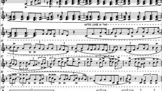Keith Jarrett - Last Solo Final Impromptu (Transcription)
