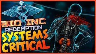 Bio Inc. Redemption - OUR TOUGHEST CASE YET - Let's Play Bio Inc Redemption Gameplay