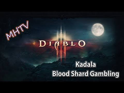 Blood shard gambling simulator casino feature game slot