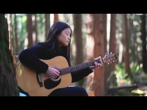 Malibu Nights - LANY (cover by Andrea Tabo)