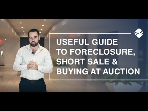 REAL ESTATE TIPS: Foreclosure - Short Sale - Buying at Auction - Deal or no Deal? | Oceana Estates