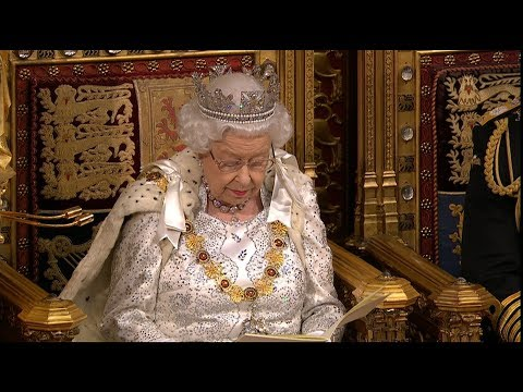 In full: Her Majesty delivers first Queen's Speech of Boris Johnson's premiership | ITV News