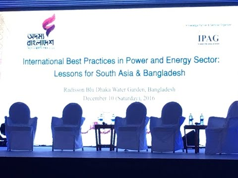 International Best Practices on Power & Energy Sector