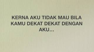 Hasdie Hasnan - Tak Mau Lagi (Official Lyric Video)