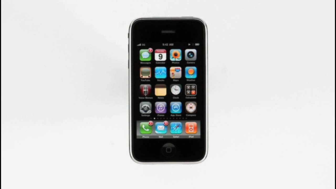 new iphone 3g s guide tour hd youtube