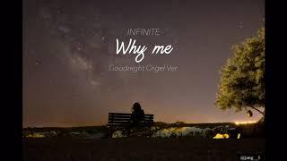 인피니트(INFINITE) - 왜 날(Why me) 피아노 커버 오르골 버전? Piano cover Good…
