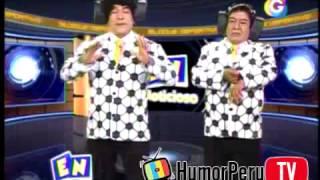el noticioso 04 02 13 el deportivo con lalo archimbaud y tito navarro peru perdio contra chile