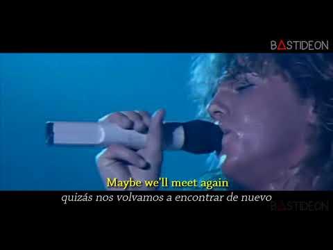 Europe - Carrie (Sub Español + Lyrics)