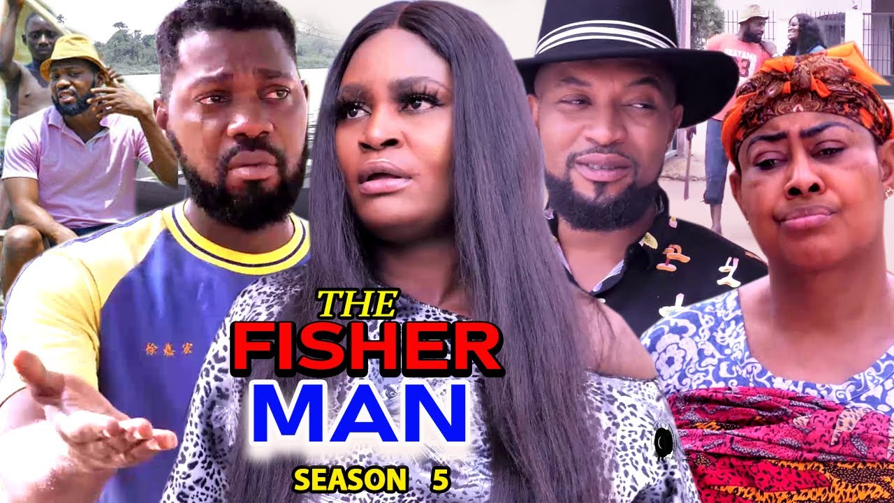Download THE FISHERMAN SEASON 5 - (Trending New Movie) Chizzy Alichi 2021 Latest Nigerian Movie Full HD