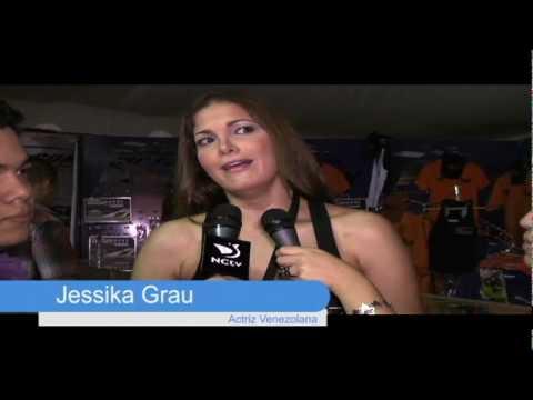 ACN Entrevista  Jessika Grau  Venezuela Off - Road & Adventure Festival 2010