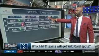 Which NFL teams will get Wild Card spots? | NFL Total Access