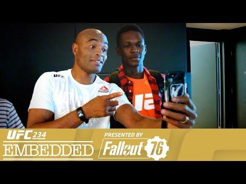 UFC 234 Embedded: Vlog Series - Episode 5