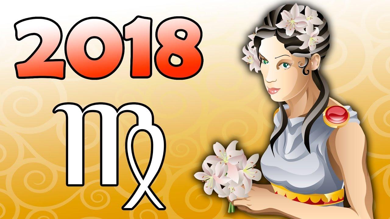 Гороскоп для женщин-Дев на 2018 год