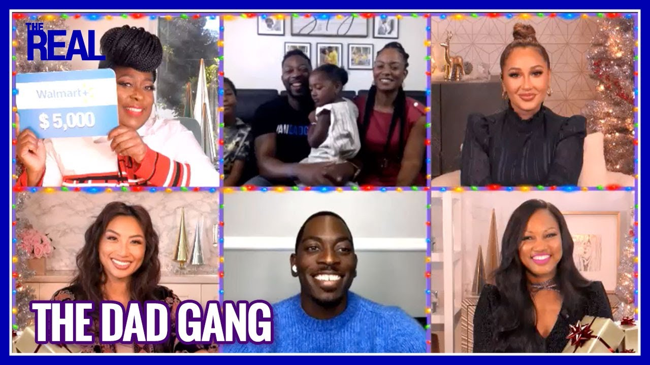 #ad Dad for The Win: Walmart+ and The Dad Gang Surprise the Ultimate Super-Dad!