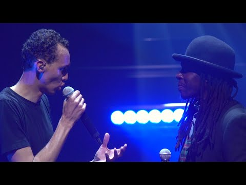 Youtube: Gaël Faye & Faada Freddy – Reality Cuts Like a Knife (Live @ Salle Pleyel 2018)