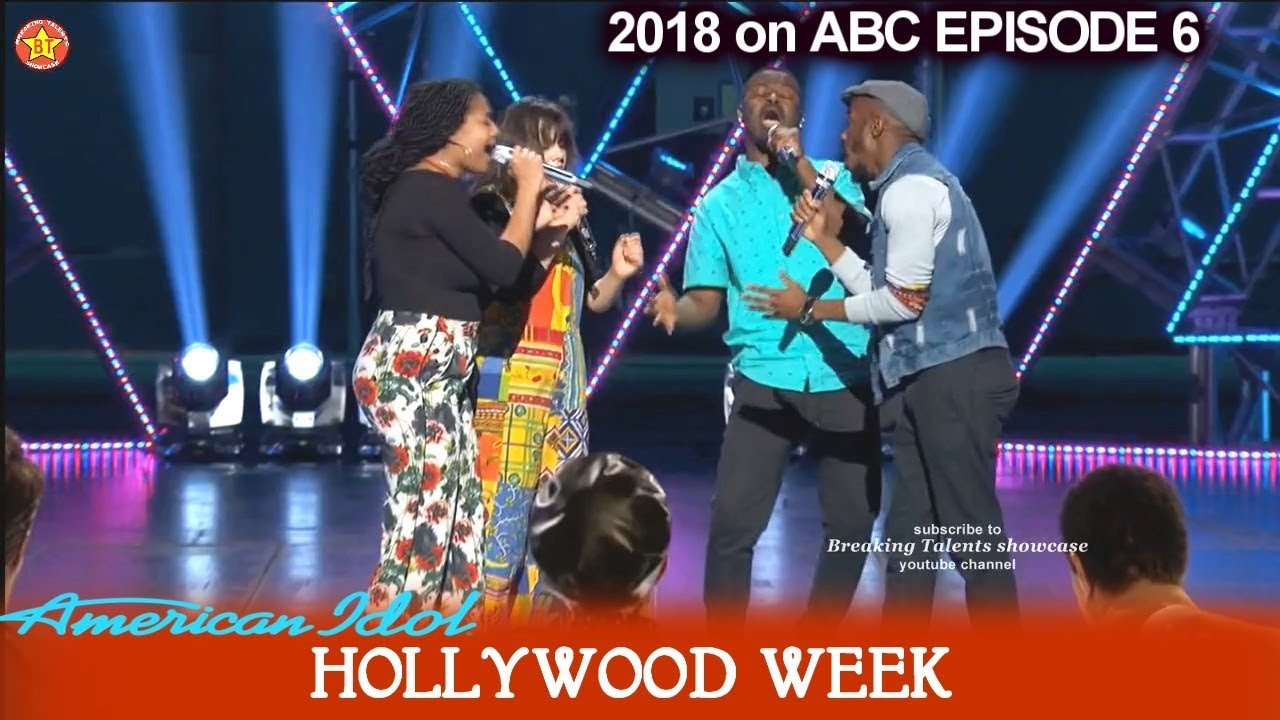 what is this weeks theme on american idol