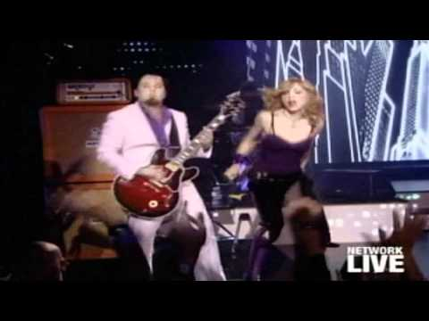 Madonna - I Love New York (Live at Koko Club in London)