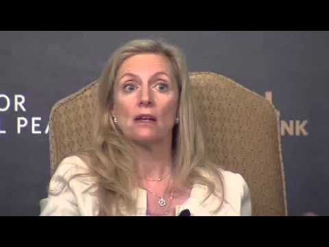 A Conversation on the Global Economy With Under Secretary Brainard