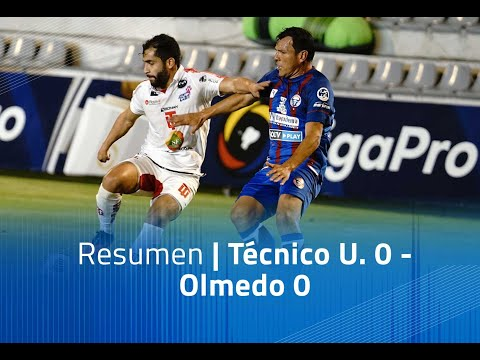 Tecnico U. Olmedo Goals And Highlights