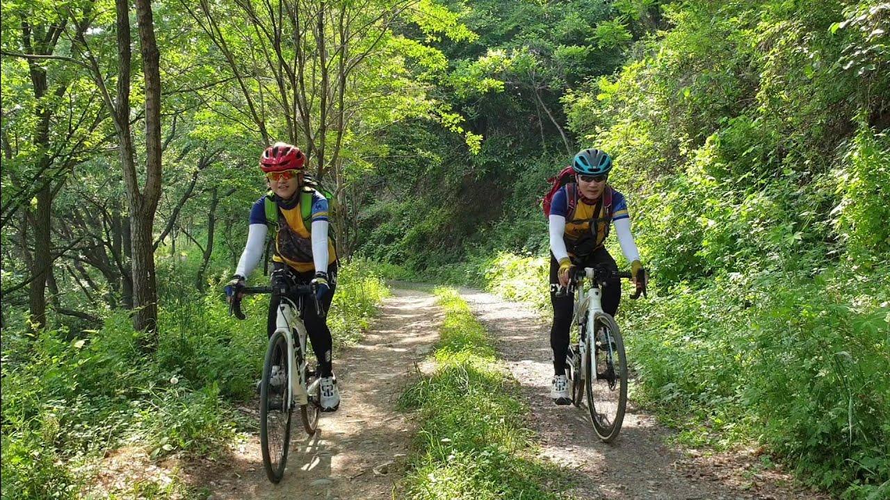 왜? 비타민부부는 로드자전거를 타고 산으로 갔을까요?