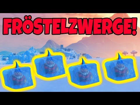 Fortnite: Fröstelzwerge suchen! | Herausforderung Woche 6 in Season 7 thumbnail