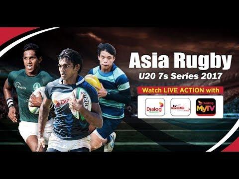 Sri Lanka vs Hong Kong – Asia Rugby U20 Sevens - Cup Final