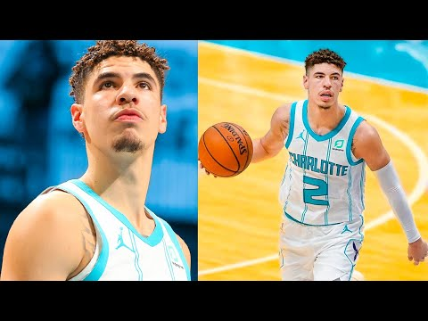 LaMelo Ball's FLASHY 2021 Highlights - Rookie of the Year?