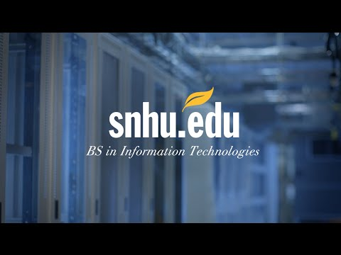 Advance Your IT Career with SNHU's Online Information Technology Degree