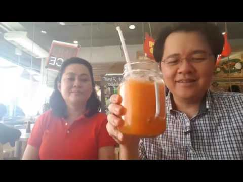 LIVE tips in Cebu. Iwas Cancer. Healthy Foods - ni Doc Willie at Liza Ong