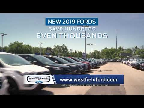 NEW 2019 Ford Fiesta and NEW 2020 Ford Fusion | Westfield Ford