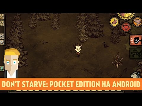 DON'T STARVE: POCKET EDITION НА ANDROID - Game Plan #943