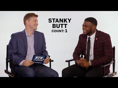 Championship Week Chats: Stanley Morgan Jr.   Nebraska    Big Ten Football   Sports Lite