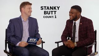 Championship Week Chats: Stanley Morgan Jr. | Nebraska  | Big Ten Football | Sports Lite
