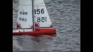 RC Model Yachts 6 metre A Class and One Metre