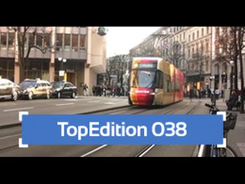 VBZ, Mann - Frau & Talent Award 2012 - VideoGang TE 038