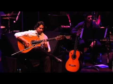 Niño Josele i la Cobla Sant Jordi a l'Auditori de Barcelona