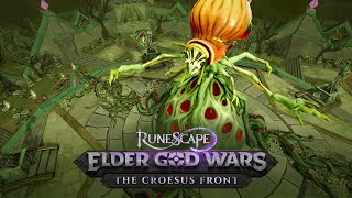 Elder God Wars Dungeon: An introduction to the Croesus Front | RuneScape