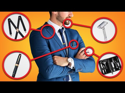 10 Invisible Style Secrets (Stylish Men DON'T Want You To Know)