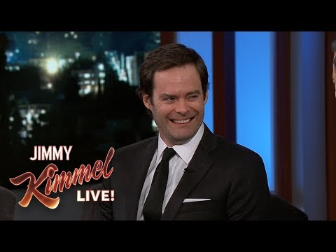 Bill Hader on HBO Show