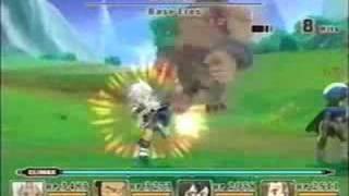Tales of Legendia:  Gameplay